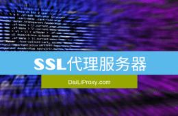 SSL代理服务器