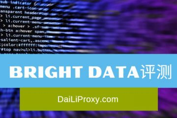 Bright Data评测